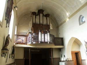 Theodoor Smet orgel Molenbeek