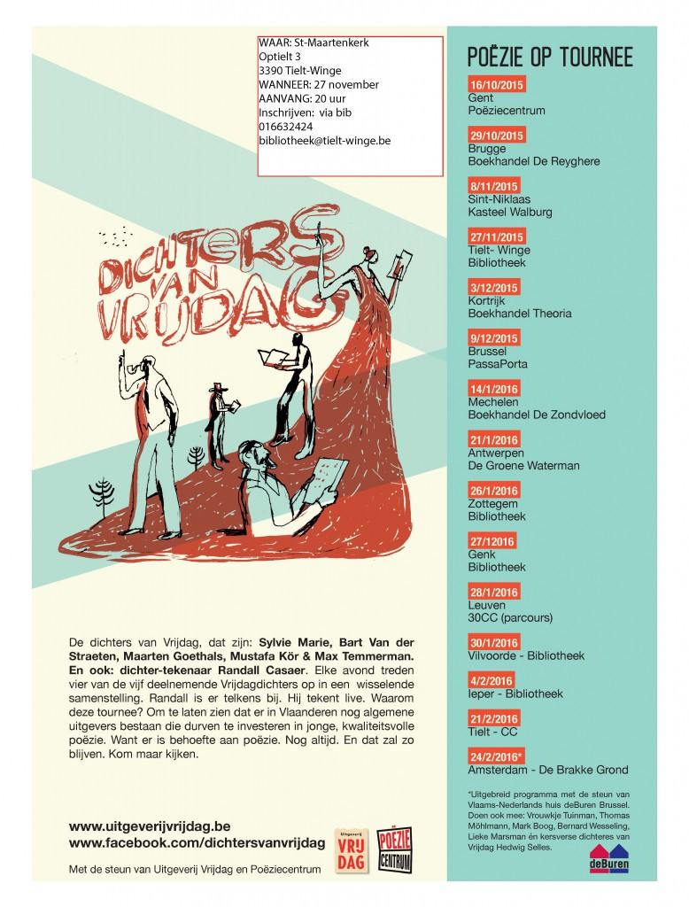 Dichters Van Vrijdag